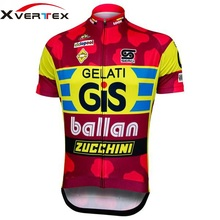 custom made 2017 retro Jersey gis adr Z radar short sleeve cycling clothes prendas ciclismo road bike wear summer cycle Jersey