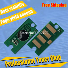For refill toner chip dell 1660 1660w C1660w color laser printer ink cartridge 332-0399 332-0400 332-0401 332-0402 powder reset