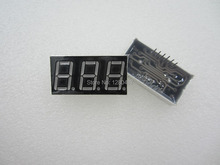 10 PCS LD-3361AG 3 Digit 0.36 inch Green DIP-11 7 SEGMENT LED DISPLAY COMMON CATHODE