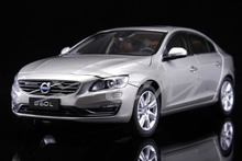 Diecast Car Model Volvo S60L 1:18 (Seashell/Gray) + SMALL GIFT!!!!!!!!!!!