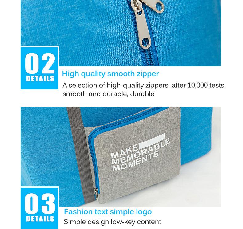 foiding bag detail 2