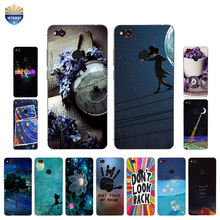 Phone Case ZTE Nubia Z9 MAX Nubia Z11 / Z11 Mini MAX Cover Nubia Z11 MiniS Shell Soft TPU Funny Life Design Painted