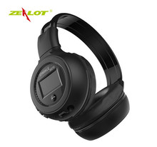 Buy Original Zealot B570 Stereo Wireless Headset Bluetooth headphone Headband Headset FM TF LED indicators mp3 for $17.99 in AliExpress store