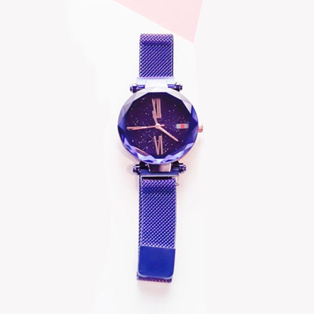Luxury Brand Waterproof Flash Star Wrist Watches For Women 2