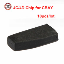 New 4D/4C Chip For CBAY Handy Baby Car Key Copy JMD Handy Baby Auto Key Programmer 4D 4C Chip 10pcs/lot Free Shipping