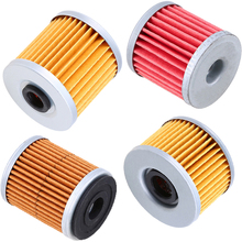Universal Motorcycle Oil Filters Scooter Petros Gas Gasoline Liquid Oil Fuel Filters For Honda Yamaha Suzuki Kawasaki KTM BMW