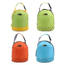 Insulated Lunch Bag Handhold Insulation Picnic Bag Kids Food Heat Preservation Organizer Storage Bag(China)