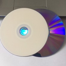 10 Discs 100% Authentic Grade A 8.5 GB Blank Printable VerBrand DVD+R DL Disc(China)