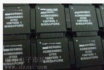 AD6650BBC 121-BGA  Brand new original orders are welcome<br>
