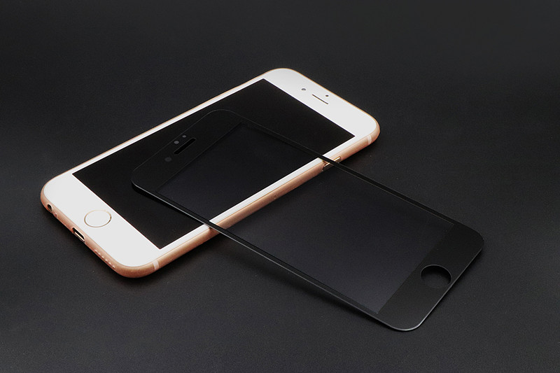 RONICAN Full Cover Tempered Glass for iphone 7
