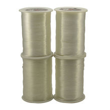 1Roll wire 0.3/0.4/0.5/0.6mm 2300 meters long DIY volume without tension Transparent white fish silk crystal line jade line