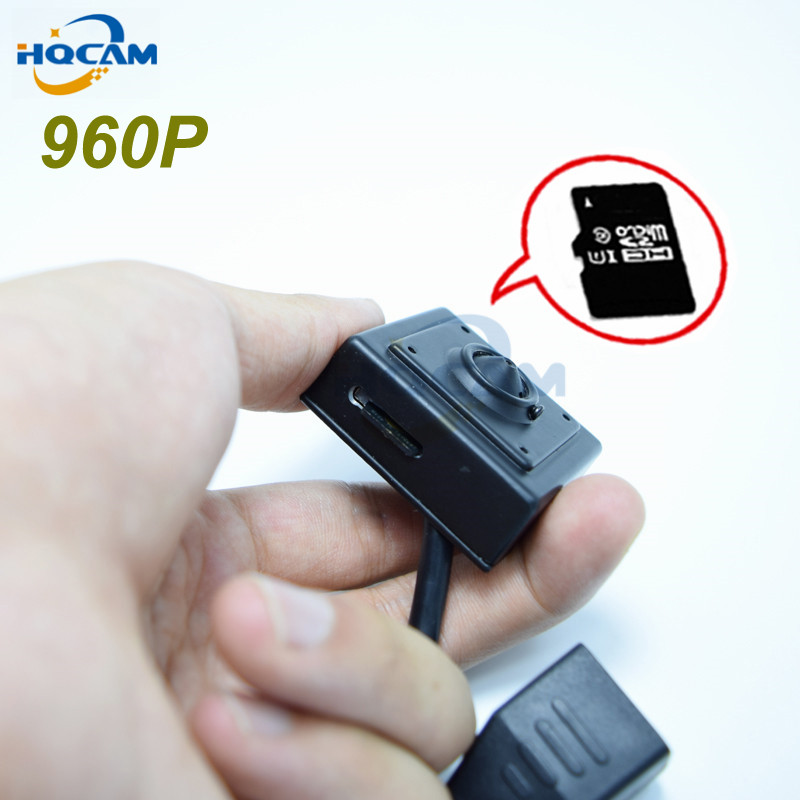 HQCAM 960P Support SD Card HD 960P Mini IP Camera Home Security Camera IP Cam Indoor Security CCTV IP Camera Micro TF SD Camera <br>