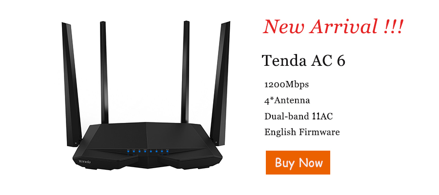 TENDA AC6 900