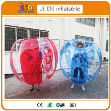 12pcs balls+1air pump,human bubble ball for bubble football,inflatable body bumper ball