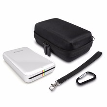 Newest Shockproof Hard Storage Carrying Travel Case Bag For Polaroid ZIP Mobile Printer w/ZINK Zero Ink Printing Technology