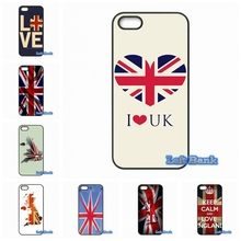 Coque Uk Flag Union Jack Phone Cases Cover For HTC One M10 For Microsoft Nokia Lumia 540 550 640 950 X2 XL(China)