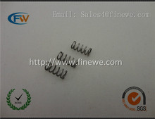 Manufacture Custom smal clock spring, OEM small spring, cheap ballpoint pen springs