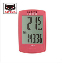 CATEYE CC-PA100W English wireless bicycle computer mountain bike waterproof equipment accessories(China)