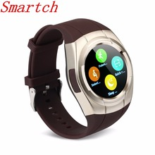 Smartch New Style T60 Smart Watch Mobile Phone Insert Card Waterproof Watch with Touch Screen Positioning Function Smart Wearing