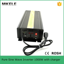 MKP1000-121B-C micro power inverter 12v 110v inverter 1000w power inverter circuit 12v 110v pure sine wave inverter with charger(China)