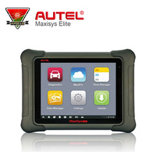 Autel Maxisys Elite Scanner Programming Online with J2534 better than Maxisys Pro MS908P Auto Scanner Diagnostic Tool(China)