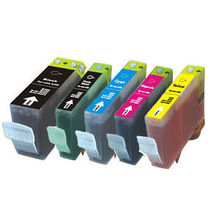 For Canon PGI-5 CLI-8 PGI5 CLI8 Ink Cartridge For Canon iP3300 iP3500 iP4200 iP4500 iP5200 iP5300 MP500 MP510 MP600 MX850(China)