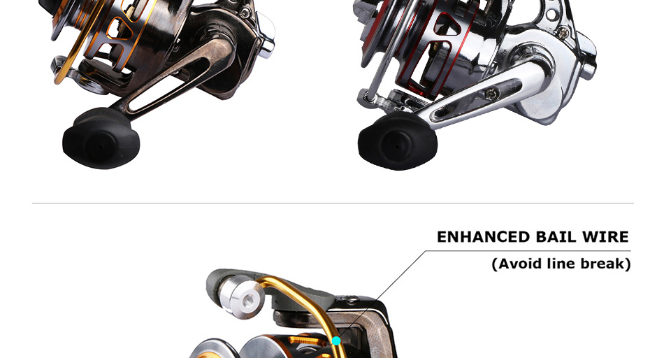 x_02 fishing spinning reel