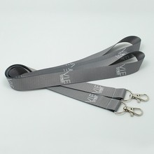 2cm*90cm custom lanyards promotional lanyard LOGO printed neck strap with metal hook fast ship business strap