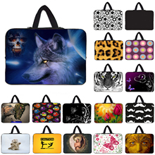 Boy's Laptop Bag 14 inch Soft Cases For Macbook Air 15 17 16.8 9.7 10 12 7 13 inch Zipper Latest Laptop Cases Wholesal Brand New