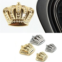 3D Car Sticker Emblem Badge Motorcycle Decal BMW Mercedes Volkswagen Audi Ford Toyota Nissan Honda Crown Styling Accessories