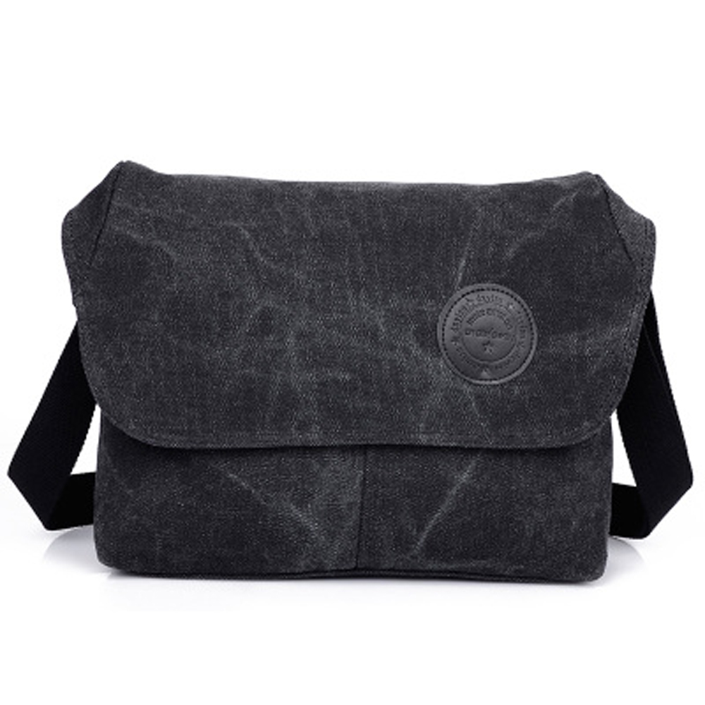 New 2017 Men Messenger Bags High Quality Mens Crossbody Bag Male Shoulder Bag Classical Design Mens Canvas Retro Bags<br><br>Aliexpress
