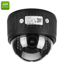 OWLCAT 4X Zoom 2.8-12mm Indoor Wireless Speed Dome PTZ IP Camera Wifi HD 1080P 960P Auto Focus Audio SD Card IR Night Onvif P2P