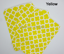 50 Pcs Flower Honeycomb Treat Craft Bags Favor Food Paper Bags Party Wedding Birthday Decoration Color 6