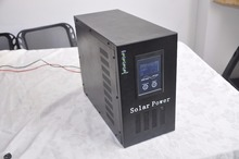 Low Frequency Hybrid Inverter 1500W/24V48V 30A Pure sine wave  Inverter with Solar Charger Controller LCD+LED Display