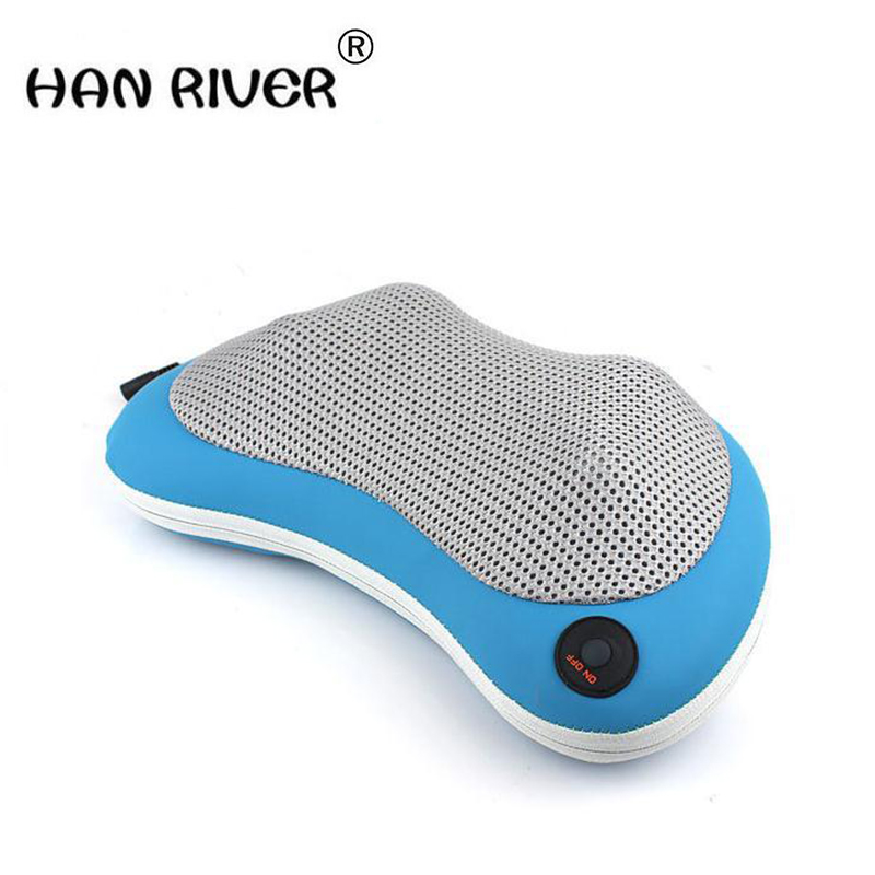 high quality massager massage neck shoulder waist car pillow cushion for leaning on of multi-functional household electric<br>