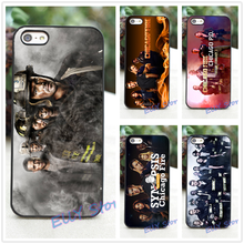 chicago fire cover case for iphone 4 4S 5 5S 5C SE 6 6 plus 6s plus 7 7 plus #ZE11