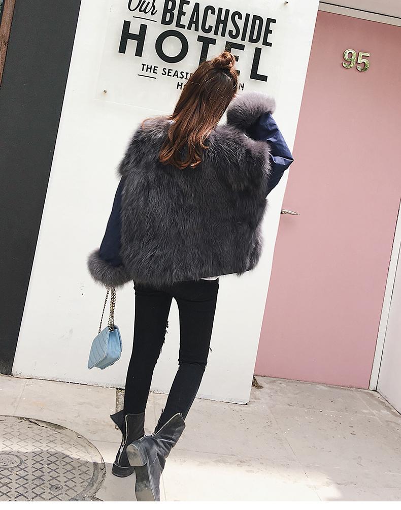 new styles fox fur jacket for women (8)