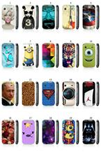 cartoon fashion other style mix retail hybrid hot selling 20designs white hard cases for Samsung Galaxy Gio S5660 free shipping