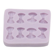 New Arrivals Fondant Molds Eight Multi Shapes Inside Cake Tools For The Kitchen Russian Piping Nozzles Cake Stand Acrylic(China)