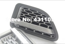 For Land Rover Range Rover Sport 2010 2011 2012 vent side grille mesh grill good quality(China)