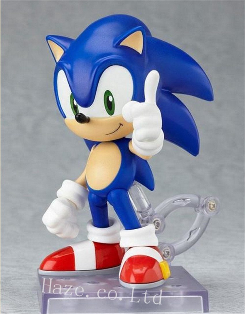 Sonic The Hedgehog Nendoroid Series PVC Action Figure Figurine Collection<br><br>Aliexpress