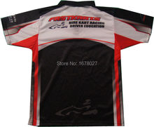 OEM service 100% polyester polo shirt with custom design