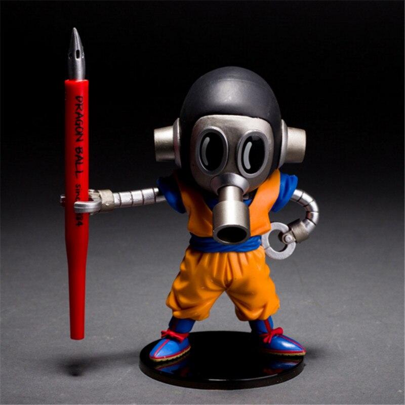 12cm PVC Dragon Ball Z Action Figure Model toy Anime Brinquedos Son Goku Figure Toys<br><br>Aliexpress