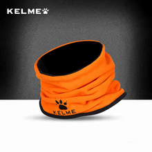 KELME Running Neckerchief Caps Soccer Men Women Training Mask Neck Collar Circle Warm Sports Wind Face Protection K15Z910A(China)