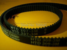 Buy Free HTD420-3M-9 teeth 140 width 9mm length 420mm HTD3M 420 3M 9 Arc teeth Industrial Rubber timing belt 10pcs/lot for $26.00 in AliExpress store