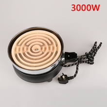 3000 W mini electric stove, household/experiment/civil/industrial furnace, electric hot plate, electric cooker, single burner