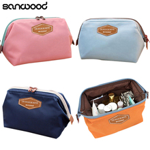 2015 Portable Cute Multifunction Beauty Travel Cosmetic Bag Makeup Case Pouch Hot 2015 6NVI