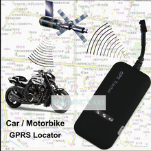 Mini Car GPS tracker GT02A Realtime Car GSM GPRS GPS Tracking Alarm system Tracking Device(China)