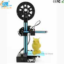 CREALITY 3D Cheap 3d printer kit Ender-2 Full Metal 3d printing kit with Aluminum Hotbed printer 3d Filaments Education(China)