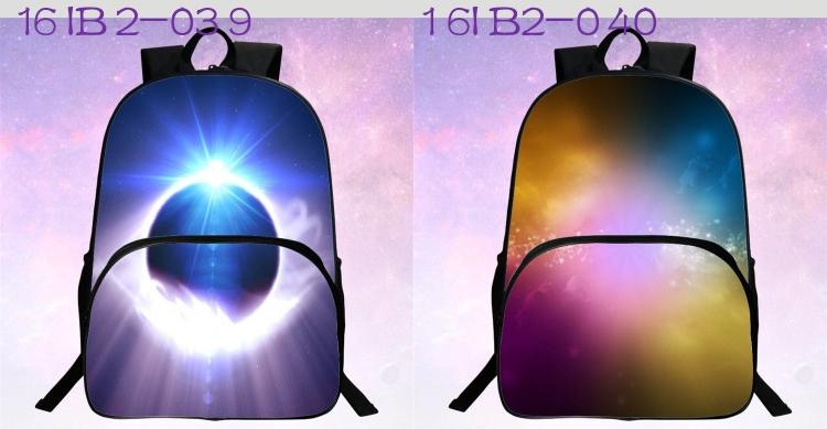 حقائب مدرسية / الكون / الفضاء/ 24 لوان للبنات 7